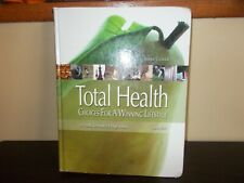 Total Health Choices for a Winning Lifestyle Student Hardcover Textbook