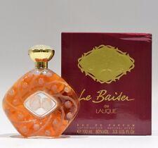 Le Baiser De Lalique By LALIQUE Eau De Parfum 3.3 oz / 100 ml Discontined,Rare
