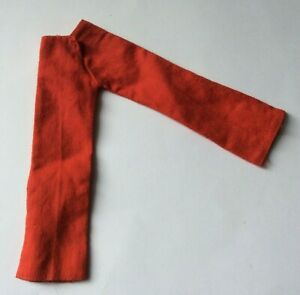 Attractive Red Trousers for a fashion doll vintage dolls clothes