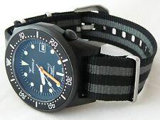 watch Squale Professional 500mt - 1521-026 Black PVD, BOND nato strap