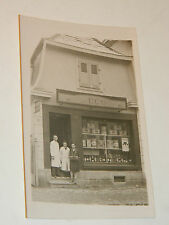 ancien PHOTO COMMERCE les eco BLEDINA ideal TAPIOCA BLOCH muller ALSACAKE alsace