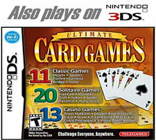Ultimate Card Games NDS New Nintendo DS, Nintendo DS