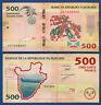 BURUNDI 500 Francs  2015  UNC  P. 50