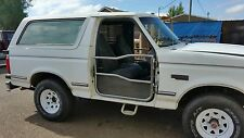 Ford Bronco Full Size 1980 - 1996 Tube Doors