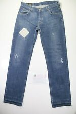 Lee Seattle Customized (Code M1553) tg50 W36 L36 jeans d'occassion