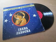 IRENA JAROCKA wigilijne zyczeniaPOLISH POP ROCK - PRONIT Lp 1977