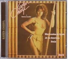 KAREN CHERY  Karen Cheryl CD  (Mes annes de lycee) 1982