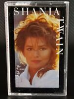 The Woman in Me by Shania Twain (Cassette, Feb-1995, Mercury)