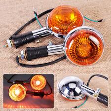 2x Turn Signal Light Blinker Indicator Lens for Yamaha Road Star Virago V Star