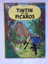TINTIN ET LES PICAROS 1976 23C1 TTBE