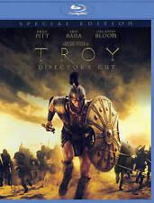 Troy (Blu-ray Disc & DVD , 2014, Director's Cut) 2-DISC