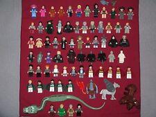 LEGO Harry Potter Minifigures LOT Umbridge,Trelawney,Moody,Dumbledore,Snape ETC