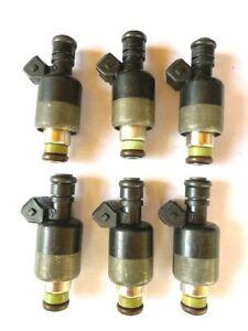 GM Fuel Injector Set 17109826 X 6 fits GM 3.1L V-6 1993-1999 3.4L Camero 93-95