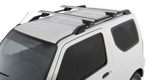 Roof Racks | Suzuki Grand Vitara | Fits factory rails | 4/1998-8/2005