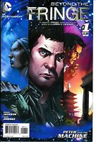 Beyond the Fringe 1 DC Comics 2012 Joshua Jackson written tale VF/NM