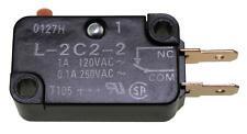 Panasonic E61785180AP Micro switch (door) for Inverter Microwave