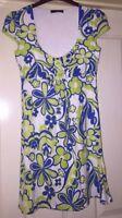 Jane Norman Bright Tunic Dress, Size 12-14 - Beautiful!
