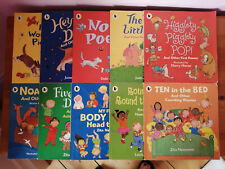 10 x Children Nursery Books Tales, Poems & Rhymes Story Pre-School Young Reading