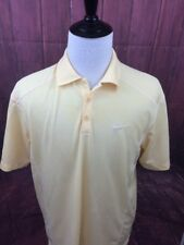 Nike Golf Yellow Shirt Sz. XL Mens Dri-Fit. A330
