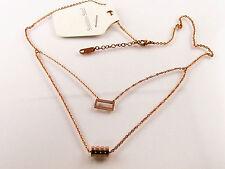Markenlose Echtschmuck-Halsketten & -Anhänger aus Edelstahl mit Glücks-Themen