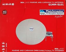 caravan Boat Tv Antenna UHF VHF house digital 4g omini directional 01MM-SL01