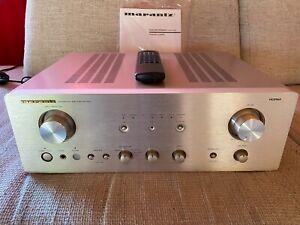 Marantz Vollverstärker PM7000, gold, sehr guter Zustand. 2x160W an 4 Ohm.