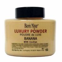 Sale 💋 Ben Nye Banana Powder 1.5 oz Luxury Brand New Sealed  Free Shipping