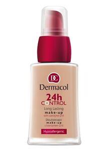 DERMACOL 24H CONTROL MAKE UP FOUNDATION LONG LASTING Q10 30ML MAKEUP