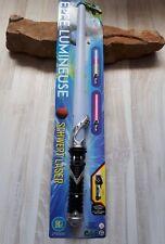 Leuchtschwert Licht Schwert 47cm Spielzeug Giveaway Geburtstag Mitgebsel