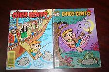Lot 2 Chuck Billy comics ( Chico Bento ) - Brazilian comics 2011/13