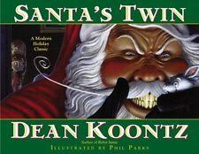 Santas Twin by Dean Koontz
