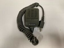 Kenwood Communication Radio SMC-25 Handheld Hand Speaker Mic Microphone (C5)