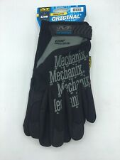 Mechanix Wear Glove SZ Medium Insulated Black Original Cold Weather Work CW NEW