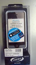 BBB Smartphonetasche  Patron  BSM-02 WEISS für iPhone 4 + iPhone 4S (P44)11439