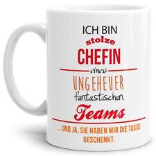 """Wissen Kaffeetasse Mug Ahnung haben/"""" Tasse mit Spruch /""""Nicht Fresse halten"""