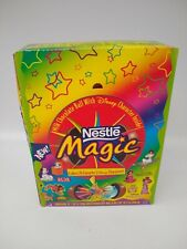 Nestle Magic Case of Disney Characters 12 Balls w/Pvc Toys & Papers Inside