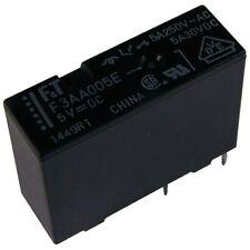 Fujitsu Print-Relais FTR-F3AA005E-HA 5V DC 1xEIN 5A 125R Power Relay 855139