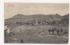 De Bromo Batavia Indonesia 1912 Postcard 495a