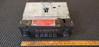 Vintage Ford Am/FM Radio E5AF - 18806 - AA 8527 OEM 12V NEG GND- New Old Stock