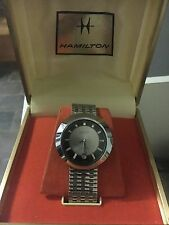 Hamilton Stainless Steel 2001 Space Odyssey Automatic Dress Model Wristwatch