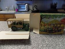 Avon Station Wagon Tai Winds After Shave Bottle Collectible Vehicle