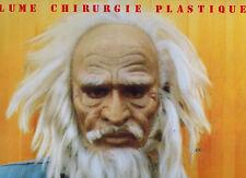 CANADA 1979 FR QUEBEC FOLK ROCK LP PLUME LATRAVERSE : CHIRURGIE PLASTIQUE