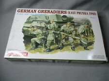 AL332 DRAGON 1/35 MAQUETTE FIGURINES GRENADIERS WWII REF 6057 TRES BON ETAT