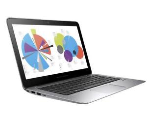 """HP EliteBook Folio 1020 G1 Intel Core M 5Y71 1.2GHz 12.5"""" FHD 8GB RAM 512GB SSD"""