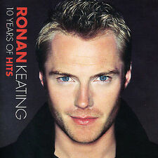 Ronan Keating-10 Years of Hits  (UK IMPORT)  CD Disc Only!!!!
