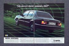 F964 - Advertising Pubblicità - 1983 - OPEL ASCONA 1.6 D