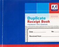 Receipt Duplicate Book