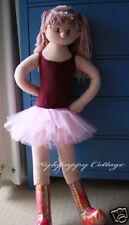 NEW Gorgeous Girls Ballet Tutu Wrap Skirt - Pink