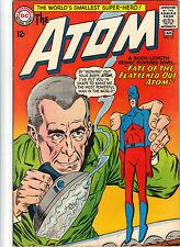 Atom  #16  VF/NM