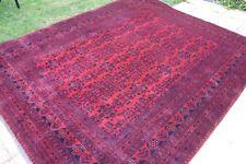 £3500 John Lewis HANDMADE Persian Khal Mohammadi vegtable dye 335 x 260cm